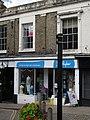 2018-08-08 Sue Ryder shop, Market Place, North Walsham.JPG