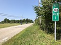 2018-08-26 12 19 27 View west along New Jersey State Route 324 (Ferry Road) just east of Springers Road in Logan Township, Gloucester County, New Jersey.jpg