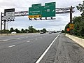 2019-06-18 13 40 07 View north along Interstate 270 (Washington National Pike) at Exit 15A (Maryland State Route 118 NORTH, TO Maryland State Route 355) in Germantown, Montgomery County, Maryland.jpg