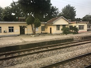 南湖站 (武汉)