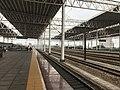 201908 Platform of Xiangtan Station Outbound Direction.jpg