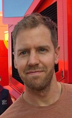 2019 Formula One tests Barcelona, Vettel (47200008782).jpg