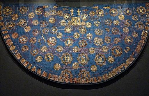Sternenmantel Heinrich II. Diözesanmuseum Bamberg