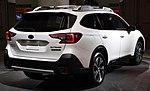 2020 Subaru Outback Touring XT FWD rear NYIAS 2019.jpg