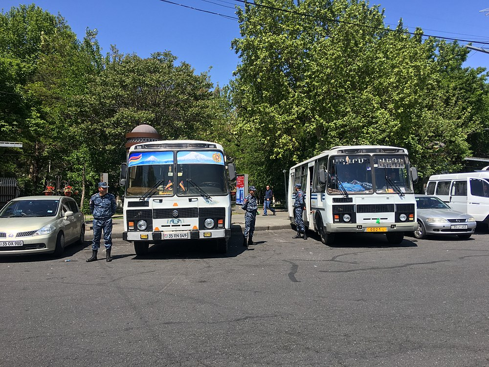 23.04.2018 Protest Demonstration, Yerevan 1.jpg