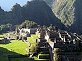 231 View from Inca Trail to Sun Gate Machu Picchu Peru 2499 (14977772507).jpg
