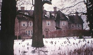24 Sussex Drive - The front of 24 Sussex Drive