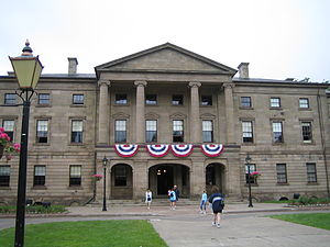 Legislative Assembly of Prince Edward Island - Image: 282 Birthplace of Canada Charlottetown PEI