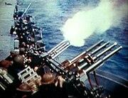 28 mm Flak USS Hornet (CV-8) May 1942