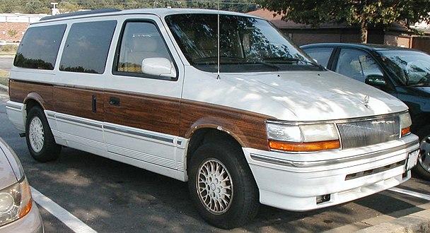 Chrysler Minivan As Wikipedia