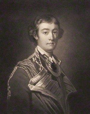 Earl De La Warr - John West, 2nd Earl De La Warr.