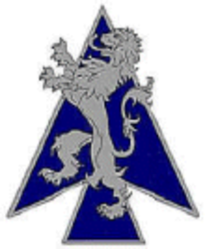 2nd Brigade Combat Team, 1st Infantry Division - Distinctive unit insignia of 2nd BCT.