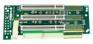 Riser card - 2U 3-slot 32-Bit PCI Riser Card