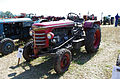 3ème Salon des tracteurs anciens - Moulin de Chiblins - 18082013 - Tracteur Hurlimann D 100 SSP - 1958 - gauche.jpg