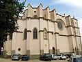 303 Santuari de la Misericòrdia (Canet de Mar), façana oest.JPG