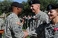 31st CSH changes command, colonels Lehning retire 150701-A-VT089-089.jpg