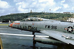 353d Tactical Fighter Squadron F-100 56-3916.jpg