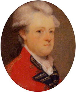 William Harcourt, 3rd Earl Harcourt British Army officer