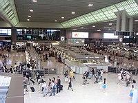 3rd floor of Narita Terminal 2 200507.jpg