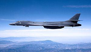 419th Flight Test Squadron - 419th Flight Test Squadron - Rockwell B-1B Lancer 85-75