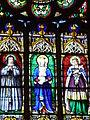 4263.Bunte Bleiglasfenster-Die Bibel in Bildern- Verständlich auch für die nicht Wort und Schrift lesen könnende Bevölkerung vergangener Zeiten-Saint Thegonnec.JPG