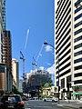 443 Queen Street under construction in February 2020, Brisbane, Queensland.jpg