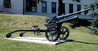 Cannone da 47/32 - Image: 47mm 47 32 anti tank gun cfb borden 1