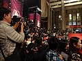 48th Golden Bell Awards Walk of Fame press 20131025 2.jpg