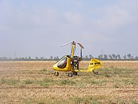4X-BGR landing in a field Shay Noy.JPG