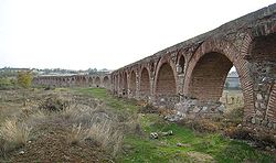 definition of aqueduct