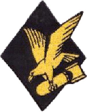 513th Electronic Warfare Squadron - Emblem of the 513th Bombardment Squadron