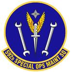 592 Special Operations Maintenance Sq emblem.png