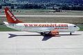 61cl - EasyJet Switzerland Boeing 737-3Q8; HB-IIE@ZRH;25.06.1999 (5067171066).jpg