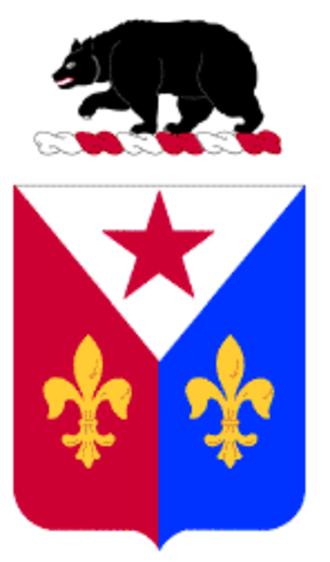 6th Air Defense Artillery Regiment - Coat of arms