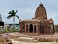 704 CE Svarga Brahma Temple, Alampur Navabrahma, Telangana India - 1.jpg