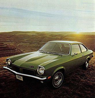 Pontiac Astre - 1973 Pontiac Astre Coupe