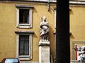 8529 - Milano - Arcivescovado - Statua di San Carlo - Foto Giovanni Dall'Orto, 31-Aug-2007.jpg