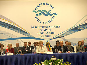Council of the Baltic Sea States - Image: 8thcbsssummit