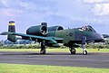 92d Tactical Fighter Squadron - Fairchild Republic A-10A Thunderbolt II - 81-0992.jpg