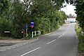 A334 between Curdridge and Wickham - geograph.org.uk - 212853.jpg