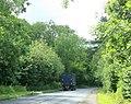 A4 passing through Derry Woods - geograph.org.uk - 1418188.jpg
