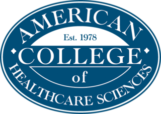 American College of Healthcare Sciences