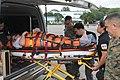 AFP, US service members evacuate injured people in wake of Haiyan 131118-M-UU132-389.jpg