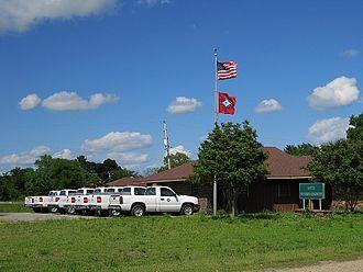 Arkansas Department of Transportation - Resident Engineer's office in West Memphis