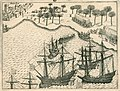 AMH-6471-KB Battle near Malacca waged by Cornelis Matelief, 1606.jpg