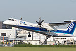 ANA Wings,DHC-8-400, JA855A (17351589812).jpg
