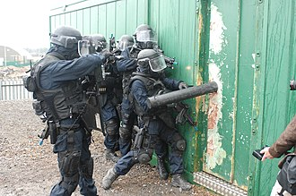 Army Ranger Wing - Rangers on a counter terrorism exercise in 2010