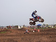 All-terrain vehicle - Wikipedia