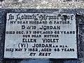 AU-Qld-Ipswich-Cemetery-Ellen Violet JORDAN headstone-2021.jpg