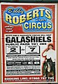 A circus poster in Galashiels - geograph.org.uk - 1343616.jpg